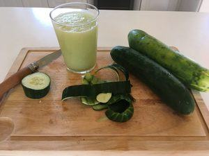 Power Fruit: Cucumber