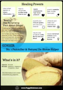 Ginger and garlic - ginger mini