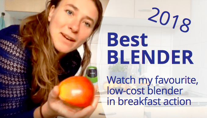 Best Blender 2018, low-cost, Gut Feelings