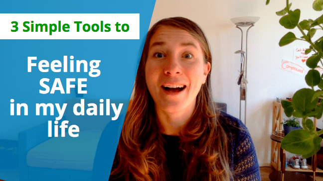 Feeling safe - 3 best tools