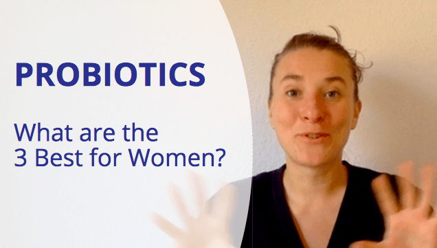 The Best Probiotics for Women - 3 Secretes that Finally Help to Heal Your Gut