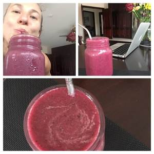 Pink Energy Smoothie