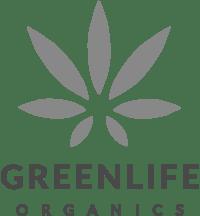 Greenlife organics logo b&w