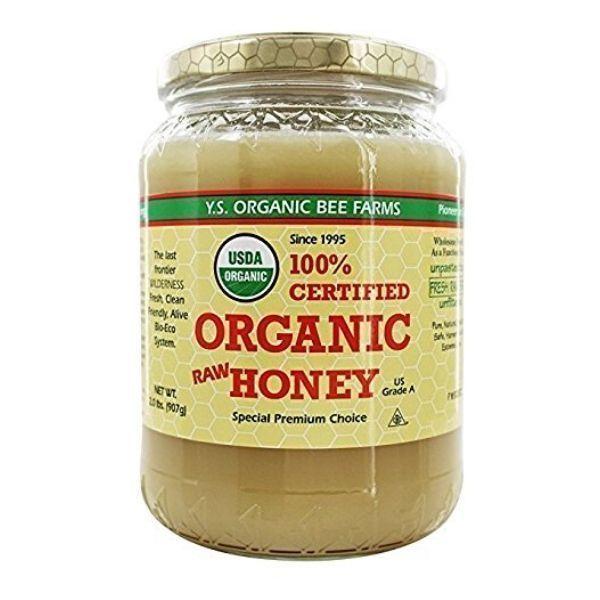 honey raw