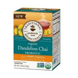 Dandelion Chai