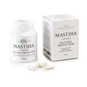 Mastic Gum CAPSULES(1)